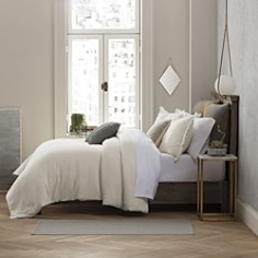 Habit Collection by Highline Bedding Co. Reese Off White Bedding Collection - 100% Exclusive - Bloomingdale's_0