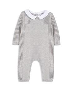 Tartine et Chocolat Unisex Poplin Collar Knit Playsuit - Baby - Bloomingdale's_0