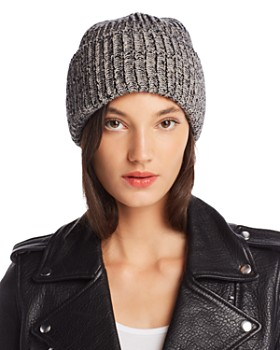 Raffaello Bettini - Marled Rib-Knit Beanie - 100% Exclusive