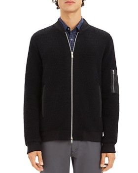 Theory - Denzil Zip-Front Fleece Jacket