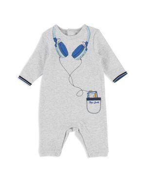Little Marc Jacobs Boys' Headphones Romper - Baby