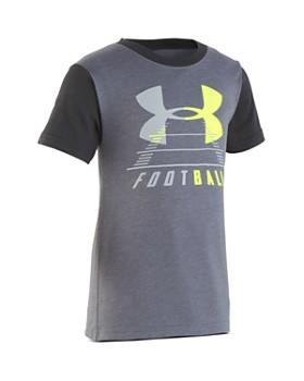 Under Armour - Boys' Football Logo Tee - Little Kid