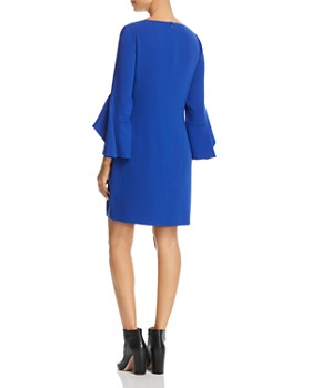 Elie Tahari - Dori Bell-Sleeve Sheath Dress