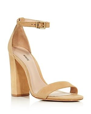 Schutz Women's Enida High Block-Heel Sandals