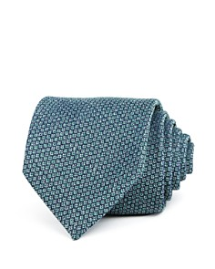 The Men's Store at Bloomingdale's Textured Silk Classic Tie - 100% Exclusive _0