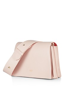 MATEO - Elsa Leather Shoulder Bag