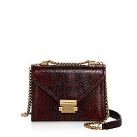 Deals on MICHAEL Michael Kors Whitney Small Leather Shoulder Bag