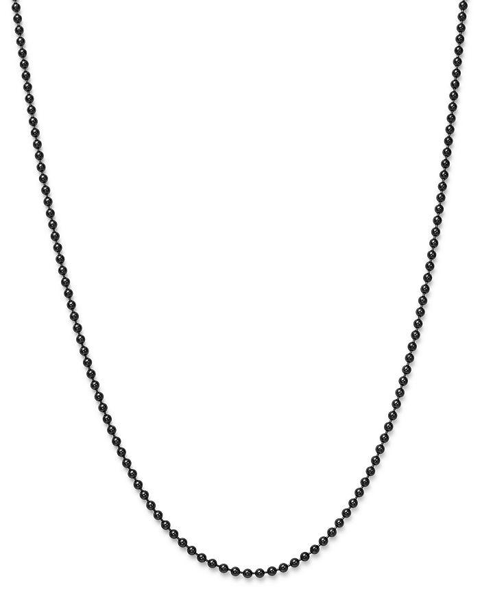 "Dodo - Sterling Silver Everyday Chain, 15.7"""