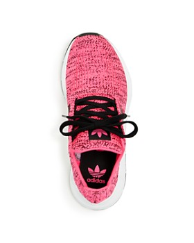 Adidas - Unisex Swift Run Knit Lace-Up Sneakers - Big Kid
