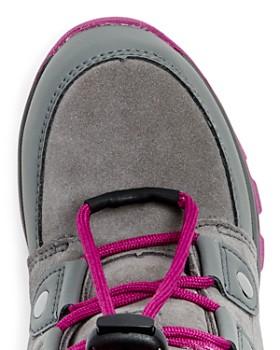 Sorel - Girls' Tofino II Waterproof Nubuck Leather Cold Weather Boots - Little Kid, Big Kid