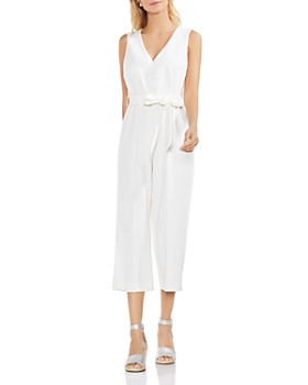 387620a947 VINCE CAMUTO - Belted Crop Jumpsuit ...