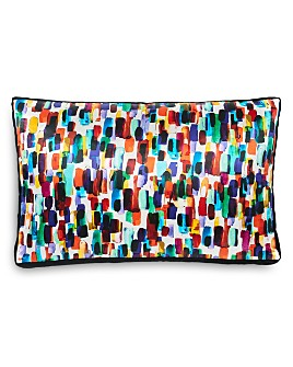 "Robert Graham - Confetti Decorative Pillow, 14"" x 22"""
