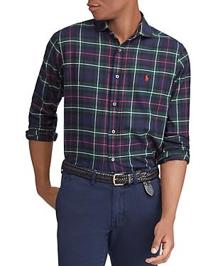 Polo Ralph Lauren Plaid Classic Fit Shirt