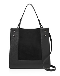 Botkier - Park Slope Leather & Suede Satchel