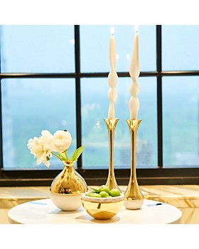 ANNA new york by RabLabs - Dual Candlesticks, Set of 2
