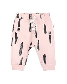 Miles Baby Girls' Paint Stroke Jogger Pants - Baby - Bloomingdale's_0