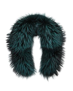 Maximilian Furs - Fox Fur Collar - 100% Exclusive