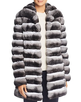 Maximilian Furs - Chinchilla Fur Coat