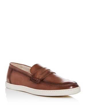Kenneth Cole Men's Kip Leather Penny Loafers