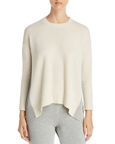 Eileen Fisher - High Low Hem Sweater