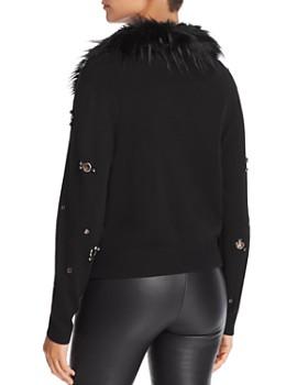 Le Gali - Paige Grommet Zip-Up Cardigan - 100% Exclusive