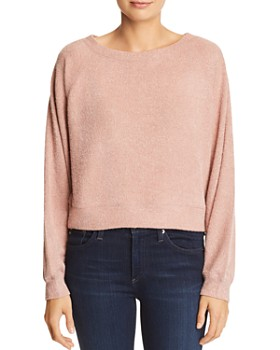 Band of Gypsies - Corinna Ribbed Textured Sweater