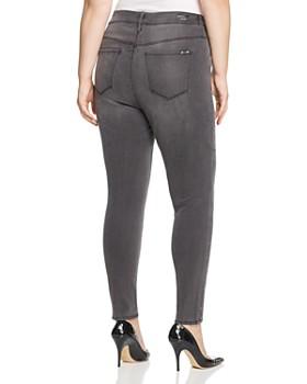 Seven7 Jeans Plus - Studded Skinny Jeans in Revolution