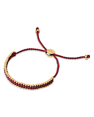 Links of London Ascot Gold-Plated Two-Tone Mini Friendship Bracelet