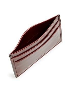 Shinola - Leather Card Case