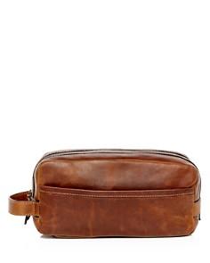 Frye - Logan Leather Travel Kit