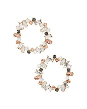 BAUBLEBAR - Cherelle Hoop Earrings