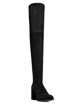 aa0c726df Stuart Weitzman - Women's Tieland Over-the-Knee Boots ...