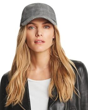 August Hat Company - Plaid Baseball Cap