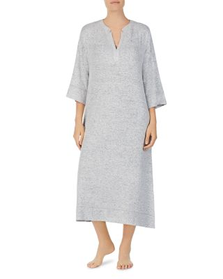 Donna Karan Womens Sweater Lounge Caftan