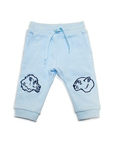 Kenzo - Boys' Embroidered Lion Jogger Pants - Baby