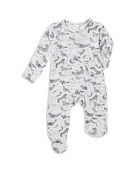 Angel Dear - Unisex Seal Print Footie - Baby