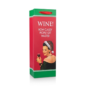 Design Design Wine Bottle Bag