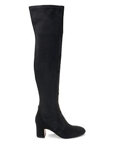 Splendid - Women's Charlotte Suede & Stretch Over-the-Knee Boots