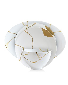 Bernardaud - Kintsugi-Sarkis Serveware Collection