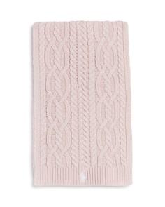Ralph Lauren Girls' Aran-Knit Scarf - Big Kid - Bloomingdale's_0