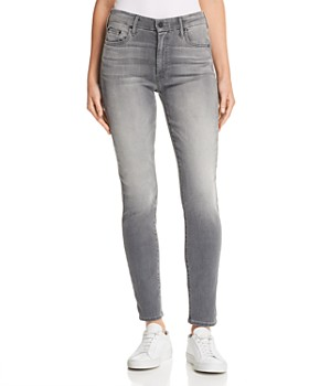 MOTHER - Looker High-Rise Skinny Jeans in Supermoon