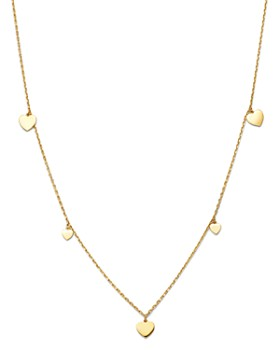 b4049bf68d9 Gold Heart Necklace - Bloomingdale's