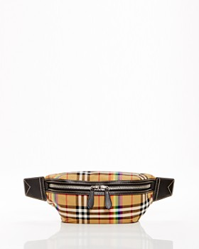Burberry - Sonny Medium Vintage Check Belt Bag