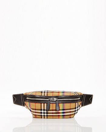 53d49eaaa264 Burberry - Sonny Medium Vintage Check Belt Bag