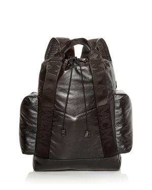 Mcm Stadt Medium Convertible Backpack
