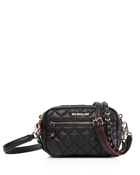 MZ WALLACE - Mini Nylon Crossbody