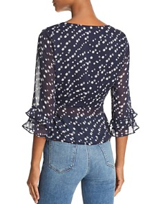 Sage the Label - Star Girl Printed Wrap Top