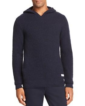 BANKS - Ribbed Hoodie Sweater