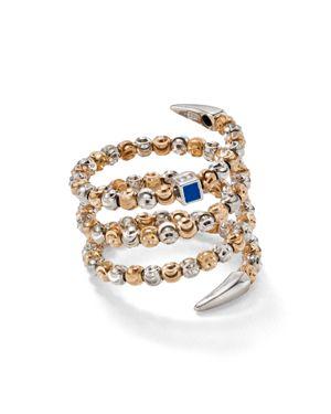 OFFICINA BERNARDI Coil Ring in Rose Gold