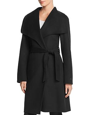 T Tahari Ellie Wrap Coat-Women